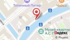 Гостиница Elit Realty Moiky на карте