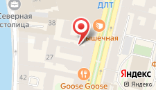 Мини-отель Аве Цезарь на карте