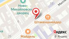 Мини-отель Timclub на карте