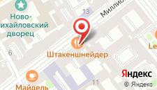 Отель Екатерина на карте