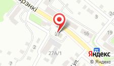 Отель Ким на карте