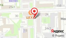 Мини-отель Моисеев на карте