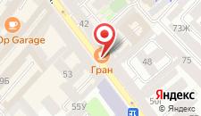 Отель Гороховая 46 на карте