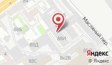 Мини-отель Акварель Хаус на карте