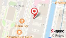 Мини-отель ЯроМир на карте