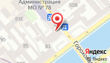 Гостиница Rinaldi на Гороховой на карте