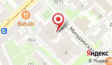Гостевой дом Эсперанс на карте