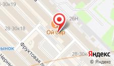 Мини-отель Номера на Садовой на карте