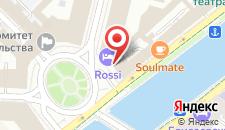 Бутик-Отель Росси Бутик-отель и СПА на карте