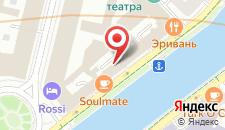 Хостел SolHostel на карте
