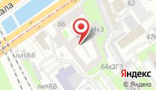 Отель Дисконт на карте