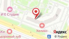 Апартаменты Николая Рубцова 9 на карте