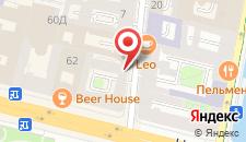Мини-отель Поликофф на карте