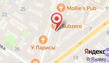 Эконом-отель Пилау на карте