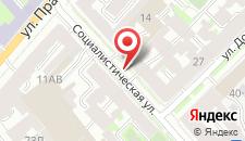 Апарт-отель НС на карте