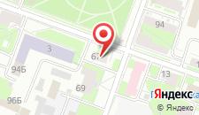 Бутик-Отель Happy Inn на карте