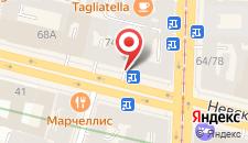 Гостиница Good Morning на карте