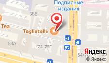 Мини-отель ALEX на карте