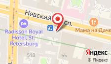 Бутик-Отель Премьера на карте