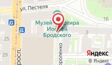 Отель Green Аpple на карте