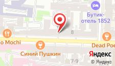 Гостиница Old Flat Hotel на Жуковского на карте