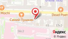 Мини-отель Амос Отель Невский Комфорт на карте