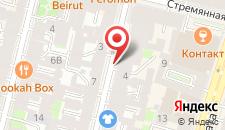 Отель Невский Двор на карте
