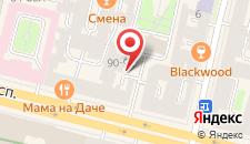 Мини-отель Сабрина на карте