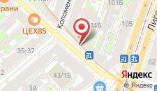 Отель Никита на карте