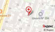 Арт Хостел Сквот на карте