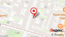 Мини-отель Коломна на карте