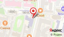 Гостевой дом Давыдов на карте