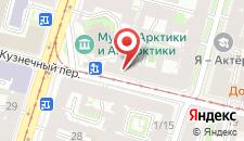 Гостиница Лебедушка на Кузнечном на карте