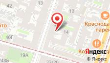 Мини-отель МК Классик на карте