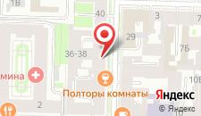 Отель Респекталь на карте