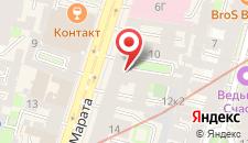 Мини-отель Арт-Хаус на карте