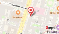 Гостиница Амбитус на карте