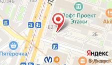 Хостел Center-Hotel на карте