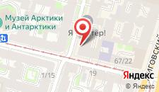 Гостиница Идиллия Инн на карте
