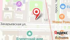 Гостиница Але на карте