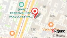 Отель Самсонов Отель на Лиговском 48 на карте