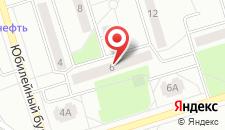 Апартаменты Флат на Днепровском бульваре на карте