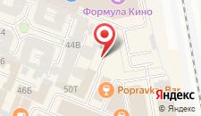 Мини-отель Автограф на карте