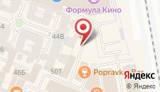 Мини-гостиница Адмирал на карте