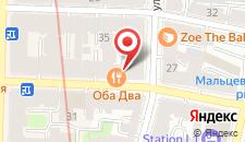 Мини-отель Чемодан на карте