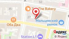 Мини-отель Дом Кумовича на карте