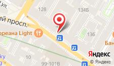 Отель Невский Дом на карте