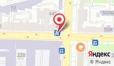 Мини-отель На Шпалерной на карте