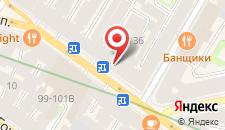 Гостиница Rinaldi Harmony на карте