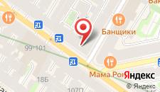 Хостел Гостиный дом на Невском на карте